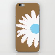 Daisy #1 iPhone & iPod Skin
