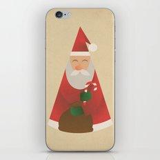 Father Christmas iPhone & iPod Skin
