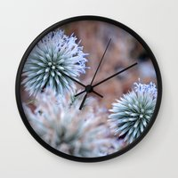 nature tint Wall Clock