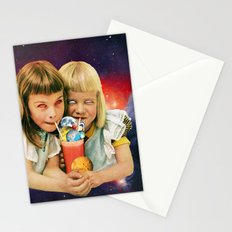 Exoplanet Cocktail Stationery Cards