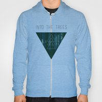 Into The Trees Hoody