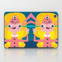 Greetings, Earthling! iPad Case