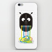 dinner iPhone & iPod Skin