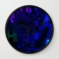 Gil And Nevy Wall Clock