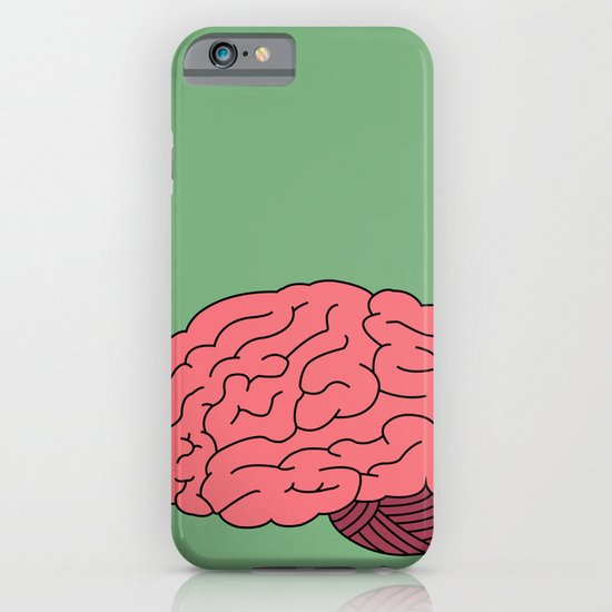 BRAIN. iPhone & iPod Case