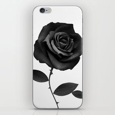 Fabric Rose iPhone & iPod Skin