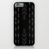 Headlands Arrows Black iPhone 6 Slim Case