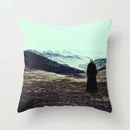 Throw Pillow - Pilgrimage - Liall Linz