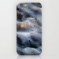 iPhone & iPod Case featuring Wavy sea by Anna Brunk