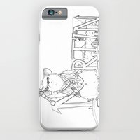 iPhone & iPod Case featuring Martin by Ashley K. Alexander