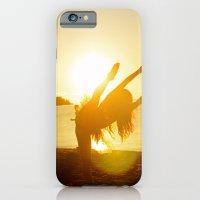Serene Setting iPhone 6 Slim Case