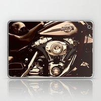 HD Brown tone Laptop & iPad Skin