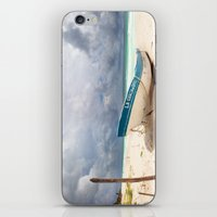 Tropical Tulum iPhone & iPod Skin