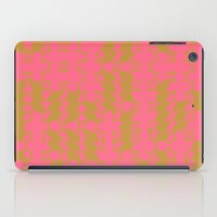Myth Syzer - Neon (Pattern #23) iPad Case