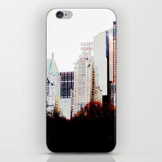 Skyline iPhone & iPod Skin