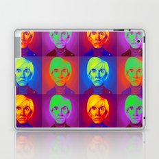 Celebrity Sunday - Andy Warhola on Andy Warhola Laptop & iPad Skin