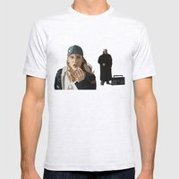 Jay and Silent Bob, Clerks 2 Mens Fitted Tee Ash Grey SMALL