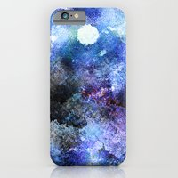 Winter Night Orchard iPhone 6 Slim Case