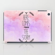 Here comes the Storm iPad Case