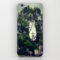 Weather the Storm iPhone & iPod Skin