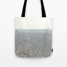 Branches at the sea Tote Bag