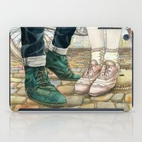 Brogues For A Date iPad Case