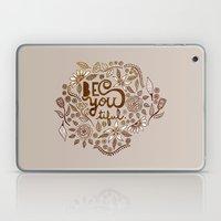 Be You Tiful (gold Editi… Laptop & iPad Skin