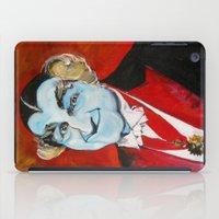 The Munsters Grandpa Munster iPad Case