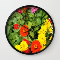Natureal! Wall Clock