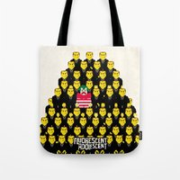 Fluorescent Adolescent ∫ Arctic Monkeys Tote Bag