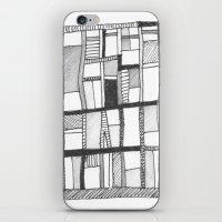 Lost Keys Cafe iPhone & iPod Skin