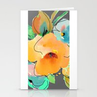 fall Stationery Cards featuring fall by Ariadne