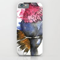 iPhone & iPod Case featuring Humming Bird by Camis Gray