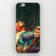 The Young Man From The E… iPhone & iPod Skin