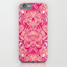 Wallpaper Skulls iPhone 6 Slim Case