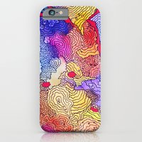 iPhone & iPod Case featuring Reef #2 by theartistmakena
