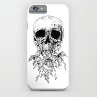 Vinyard Skull iPhone 6 Slim Case