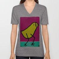 L. Bird Unisex V-Neck