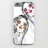 Digital_Girl iPhone 6 Slim Case