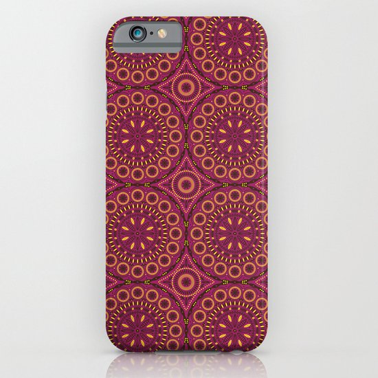 Southern Circles iPhone & iPod Case
