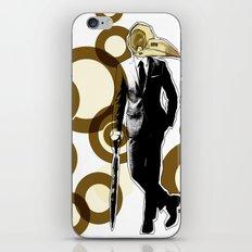 Gentlemen, We got a dead one here.. iPhone & iPod Skin