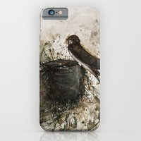 iPhone & iPod Case featuring Sparrow by Andrei Clompos