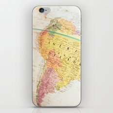 Maps iPhone & iPod Skin