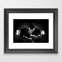 Lost In Traction Framed Art Print