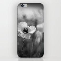 Resplendent In Mono iPhone & iPod Skin