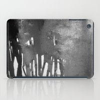 Bleach B&W iPad Case
