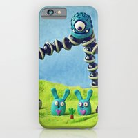 iPhone & iPod Case featuring Carrot - fimo version by MaComiX