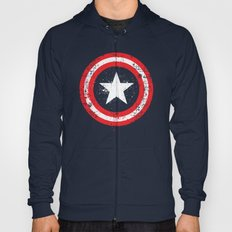 Captain's America Splash Hoody