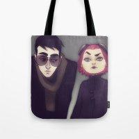 Agnts Tote Bag