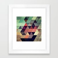Tryypyzoyd Framed Art Print